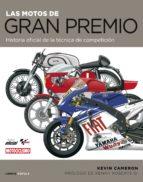 las motos de gran premio kevin cameron 9788448048792