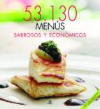 53.130 menus sabrosos y economicos 9788466212892