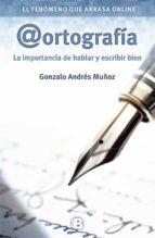 ortografía gonzalo andres muñoz 9788466655392