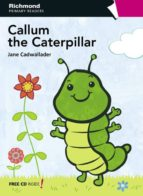 callum the caterpillar + cd   dvd 9788466810692