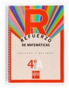 refuerzo matematicas aprende y aprueba opc. a 4º eso 9788467516692