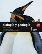biologia y geologia 1º eso savia ed 2015 comunidad de madrid/ castilla y leon/ extremadura/ pais vasco/ navarra/ aragon/ la rioja 9788467576092