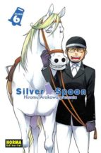 El libro de Silver spoon 6 autor HIROMU ARAKAWA EPUB!
