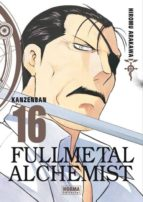 Fullmetal Alchemist Kanzenban Vol. 16,Hiromu Arakawa,Norma Editorial  tienda de comics en México distrito federal, venta de comics en México df