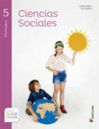 ciencias sociales 5º primaria saber hacer (madrid) 9788468023892