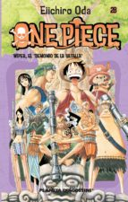 one piece nº 28-eiichiro oda-9788468471792