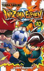 inazuma eleven nº 10-tenya yabuno-9788468476292