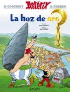 asterix 2: la hoz de oro albert uderzo rene goscinny 9788469602492