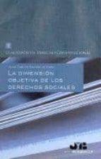 dimension objetiva de los derechos sociales-juan carlos gavara de cara-9788476988992
