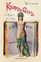 kama gita: las reglas del amor mallanaga vatsyayana 9788477209492