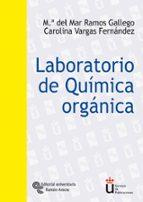laboratorio de quimica organica 9788480047692