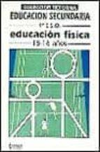 El libro de Educacion fisica, 4 eso, 2 ciclo autor AMANDO CALZADA ARIJA PDF!