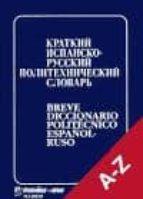 breve diccionario politecnico español ruso bernardo clemente del rio salceda 9788480410892