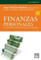finanzas personales juan palacios raufast 9788483565292