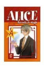 alice escuela de magia nº 17 tachibana higuchi 9788483578292