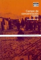 campo de concentracion (1939)-lluis ferran-9788484154792