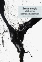 breve elogio del odio (ebook)-nathalie kuperman-9788484287292