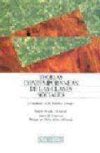 teorias contemporaneas de las clases sociales-j carabaña-9788485691692