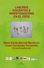 labores docentes e investigadoras en el eees (ebook)-david caldevilla domínguez-9788490115992