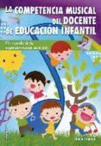 competencia musical del docente de educacion infantil anelia ivanova 9788490231692