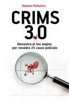 crims 3.0-moises peñalver nuñez-9788490341292