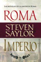 roma e imperio: las novelas de roma steven saylor 9788490601792