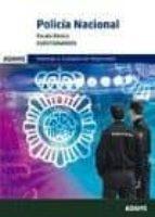 POLICIA NACIONAL ESCALA BASICA: CUESTIONARIOS