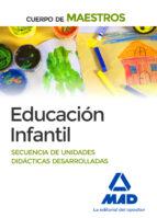 cuerpo de maestros educación infantil. secuencia de unidades didácticas desarrolladas 9788490930892