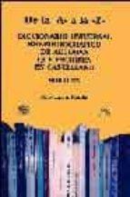 de la a a la z: diccionario universal biobibliografico de autoras que escriben en castellano. siglo xx-silvia cuevas-morales-9788492331192