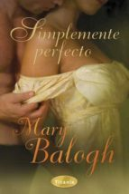 simplemente perrfecto mary balogh 9788492916092
