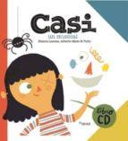 casi. un musical (incluye cd)-blanca lacasa-alberto mate-9788493938192