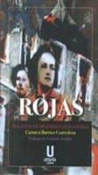 reojas: relatos de mujeres luchadoras carmen barrios corredera 9788494534492
