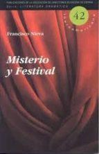 misterio y festival francisco nieva 9788495576392