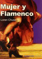 mujer y flamenco-loren chuse-9788496210592