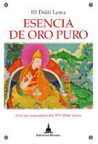 esencia de oro puro del tercer dalai lama 9788496478992