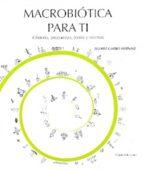 macrobiotica para ti-egoitz garro hernaiz-9788496634992