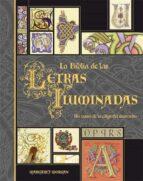 la biblia de las letras iluminadas: un tesoro de la caligrafia de corativa-margaret morgan-9788496669192