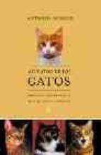 alegatos de los gatos: relatos con retratos de los gatos literato s-antonio burgos-9788497342292