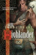highlander: el beso del demonio (ebook)-donna grant-9788498008692