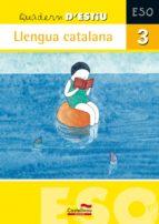 quadern estiu llengua catalana 3 eso 9788498043792