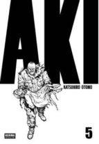 akira nº 5 (4ª ed.)-katsuhiro otomo-9788498144192