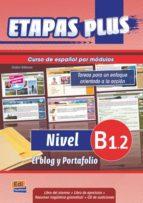 etapas plus: libro del alumno/ejercicios + cd b1.2 9788498482492