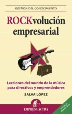 rock-volución empresarial (ebook)-salvador lopez-9788499441092