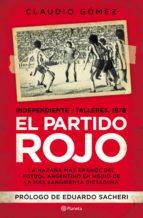 el partido rojo (ebook)-9789504961192