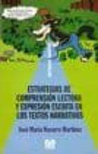 estrategias de comprension lectora y expresion escrita en los tex tos narrativos-jose maria navarro martinez-9789505503292