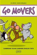 go movers student´s book + cd 9789605094492