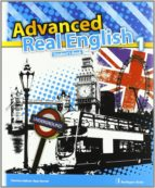 advanced real english 1º eso (student´s book) 9789963484492
