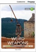 WEIRD WEAPONS INTERMEDIATE BOOK WITH ONLINE ACCESS - 9781107652002 - VV.AA.