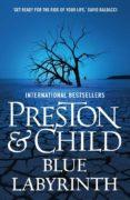 BLUE LABYRINTH (SERIE PENDERGAST Nº14 ) - 9781784081102 - DOUGLAS PRESTON