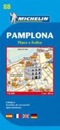 PLANO MICHELIN PAMPLONA (REF.19088) - 9782067128002 - VV.AA.